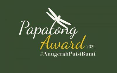 Papatong Award 2021-Anugrah Puisi Bumi
